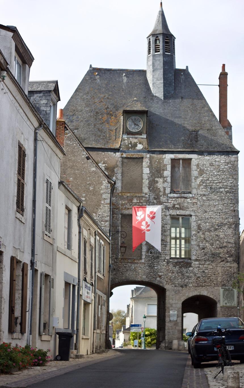 Porte d'Amont - Meung sur Loire