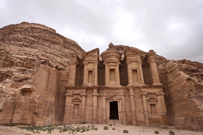 Petra-Monastère